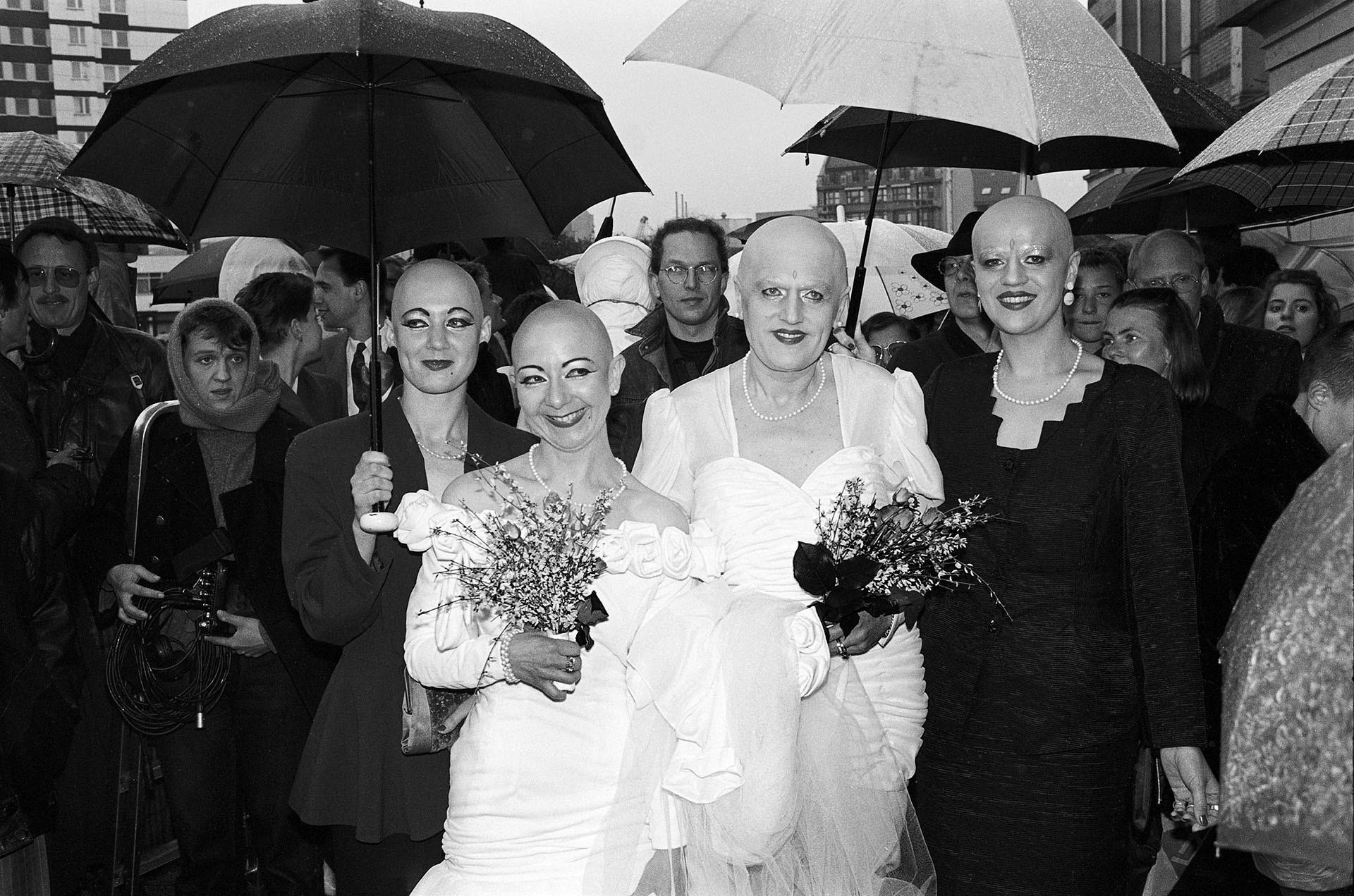 Hochzeit Metropolis