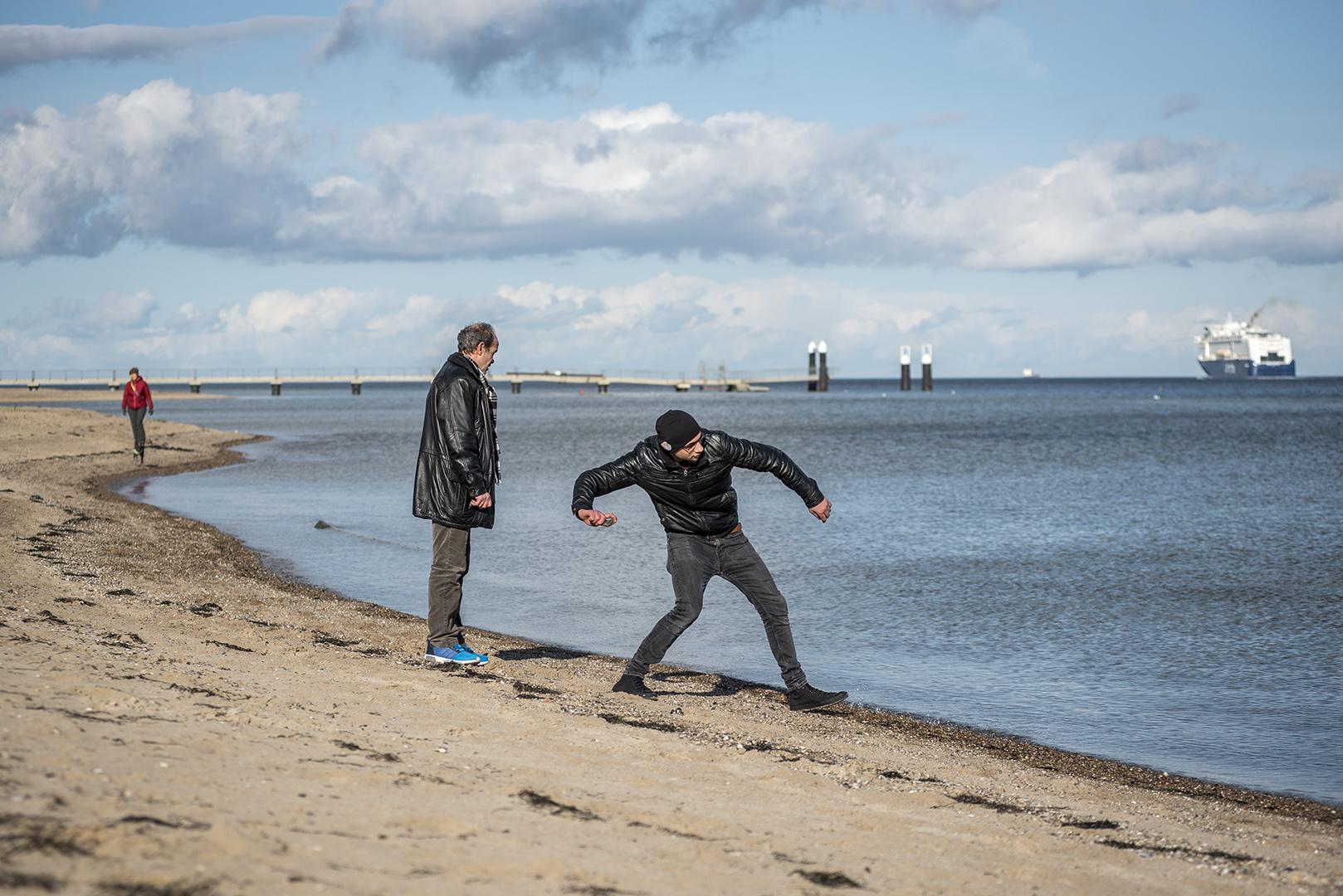 Refugees at coastworxx