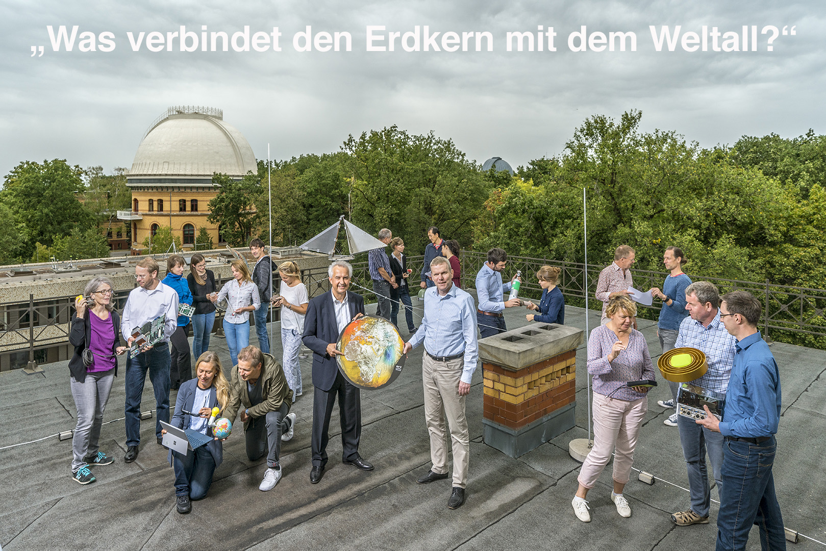 Deutsches GeoForschungsZentrum (GFZ)