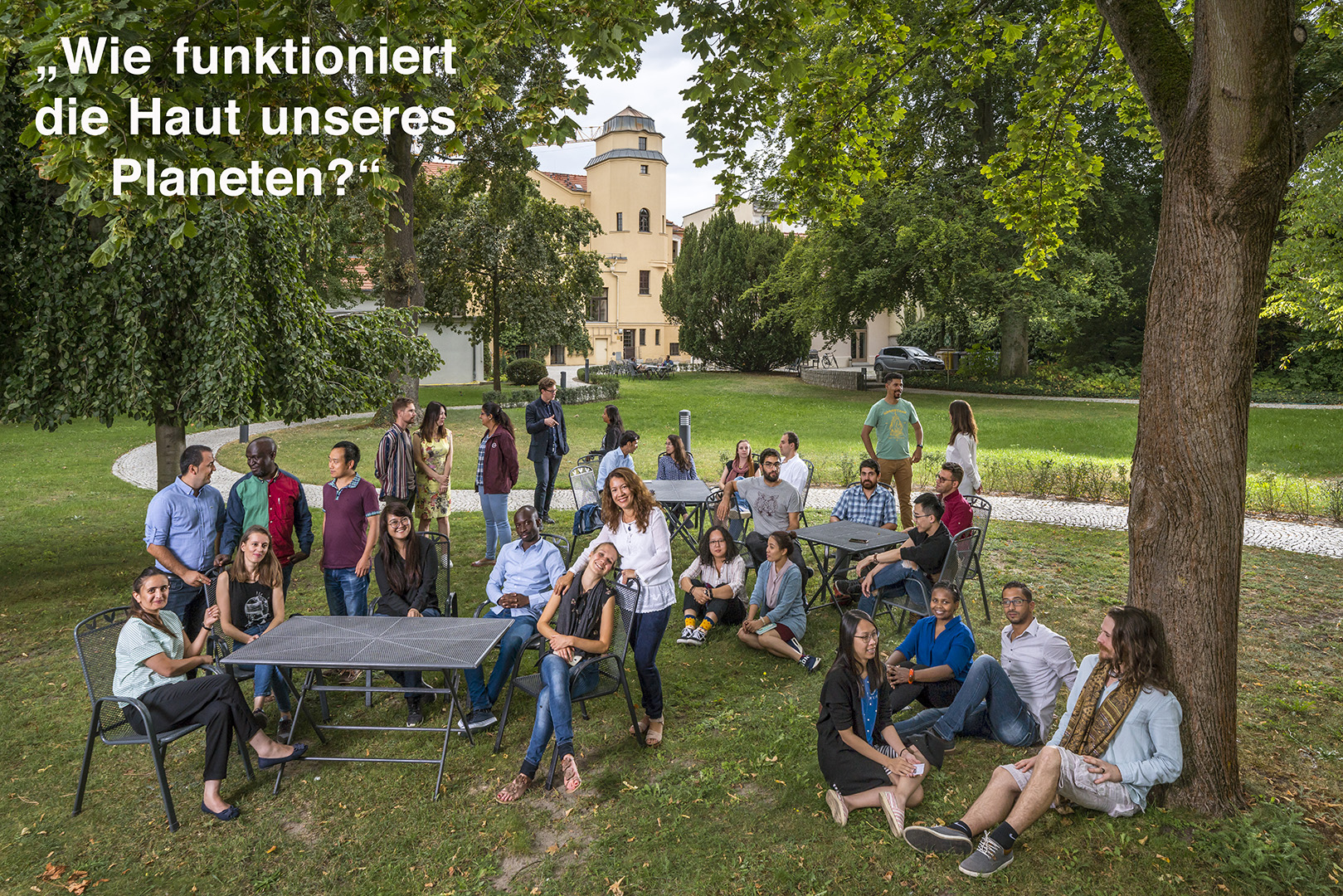 Institute for Advanced Sustainability Studies (IASS), Universität Potsdam (UP)