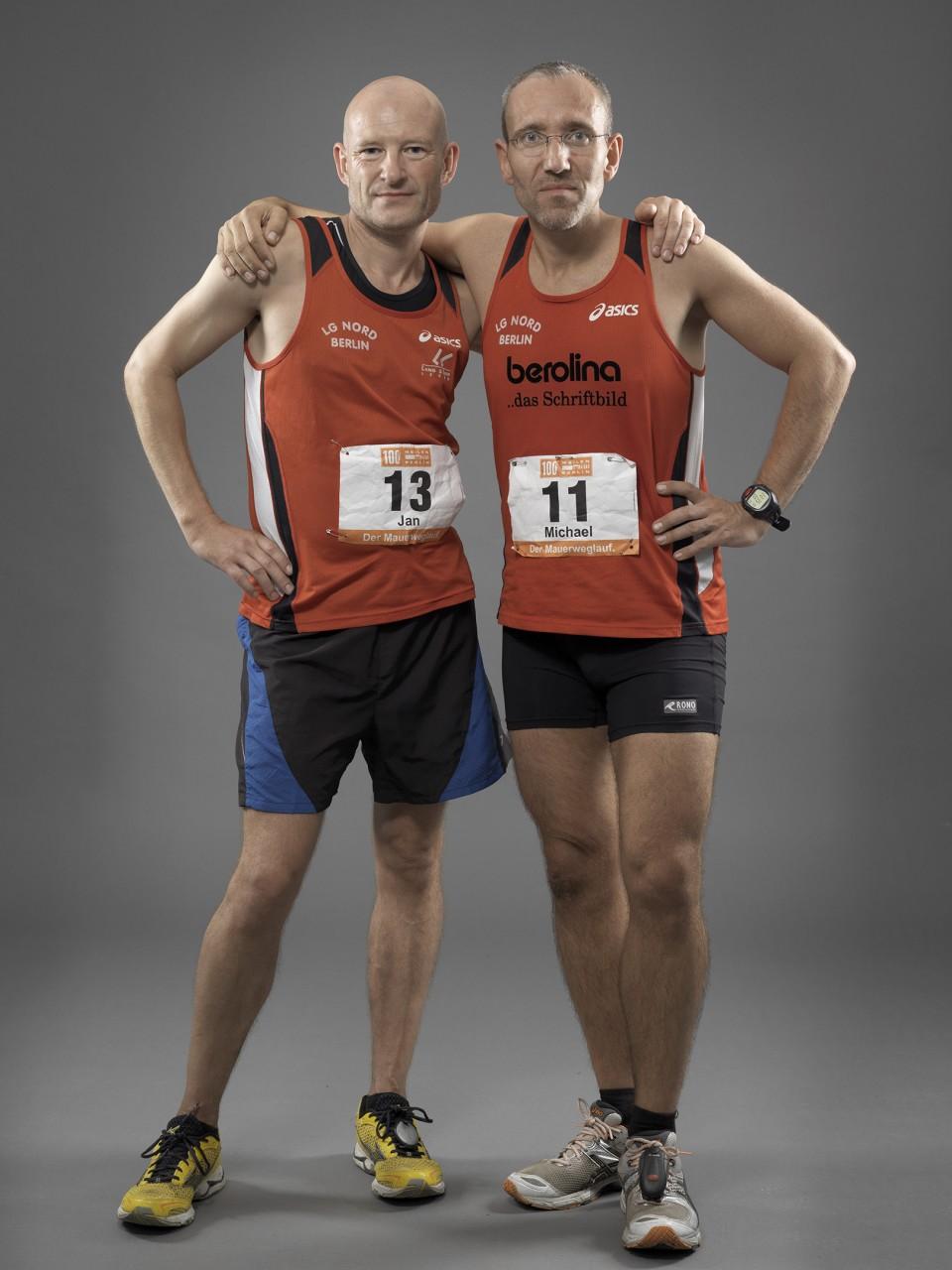 Jan Prochaska und Michael Vanicek: 16 Std. 22 Min.