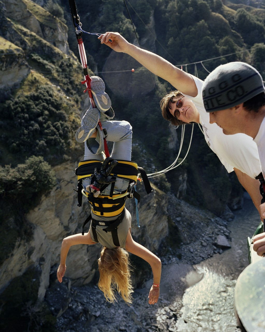 Canyon Swing
