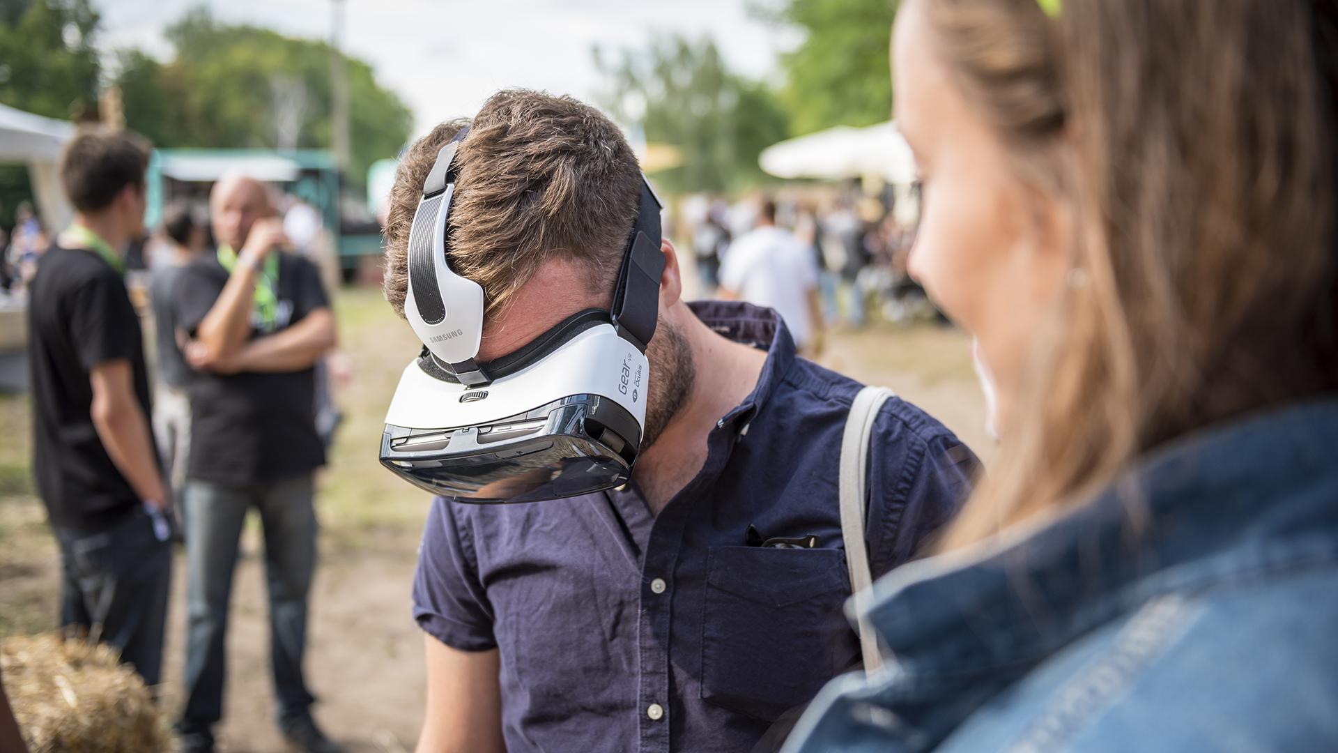 TOA, Tech Open Air, Berlin 2016, Interdisciplinary Technology Festival. Funkhaus Berlin, 13.07.2016