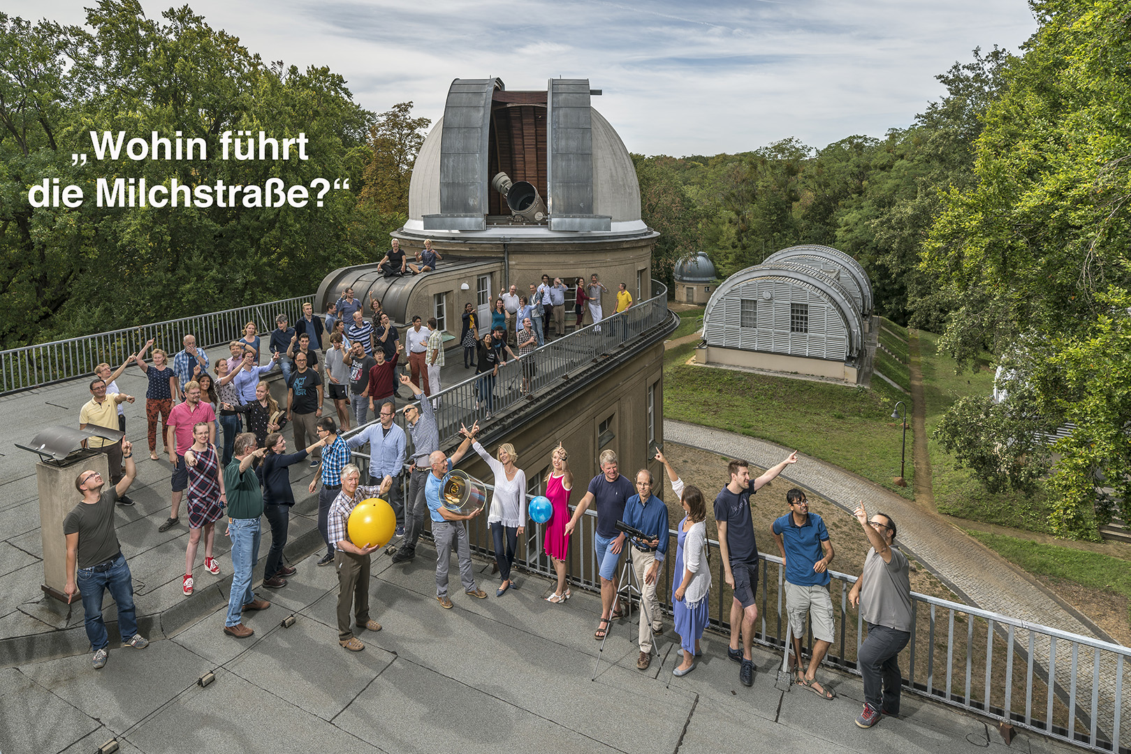 Leibniz-Institut für Astrophysik Potsdam (AIP)