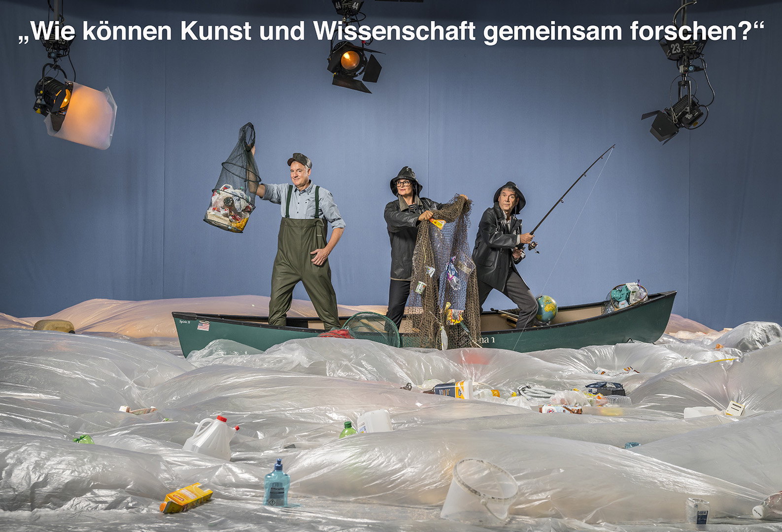 Filmuniversität Babelsberg, Alfred-Wegener-Institut (AWI)