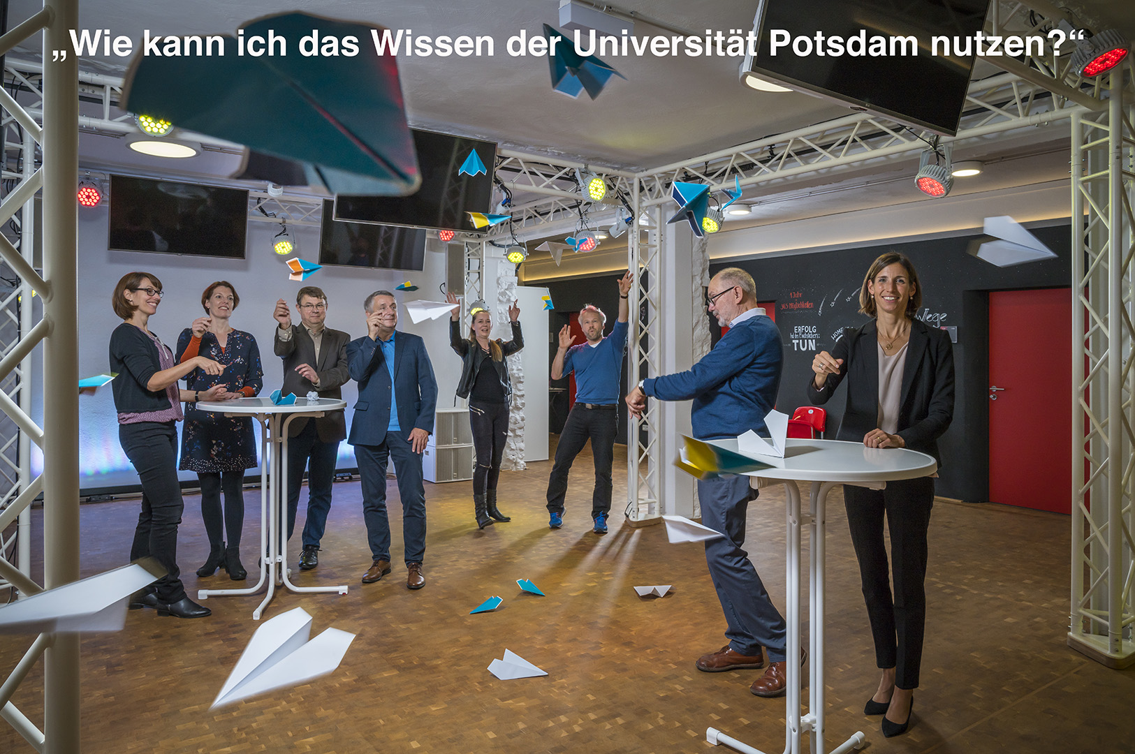 Universität Potsdam (UP), Innovative Hochschule