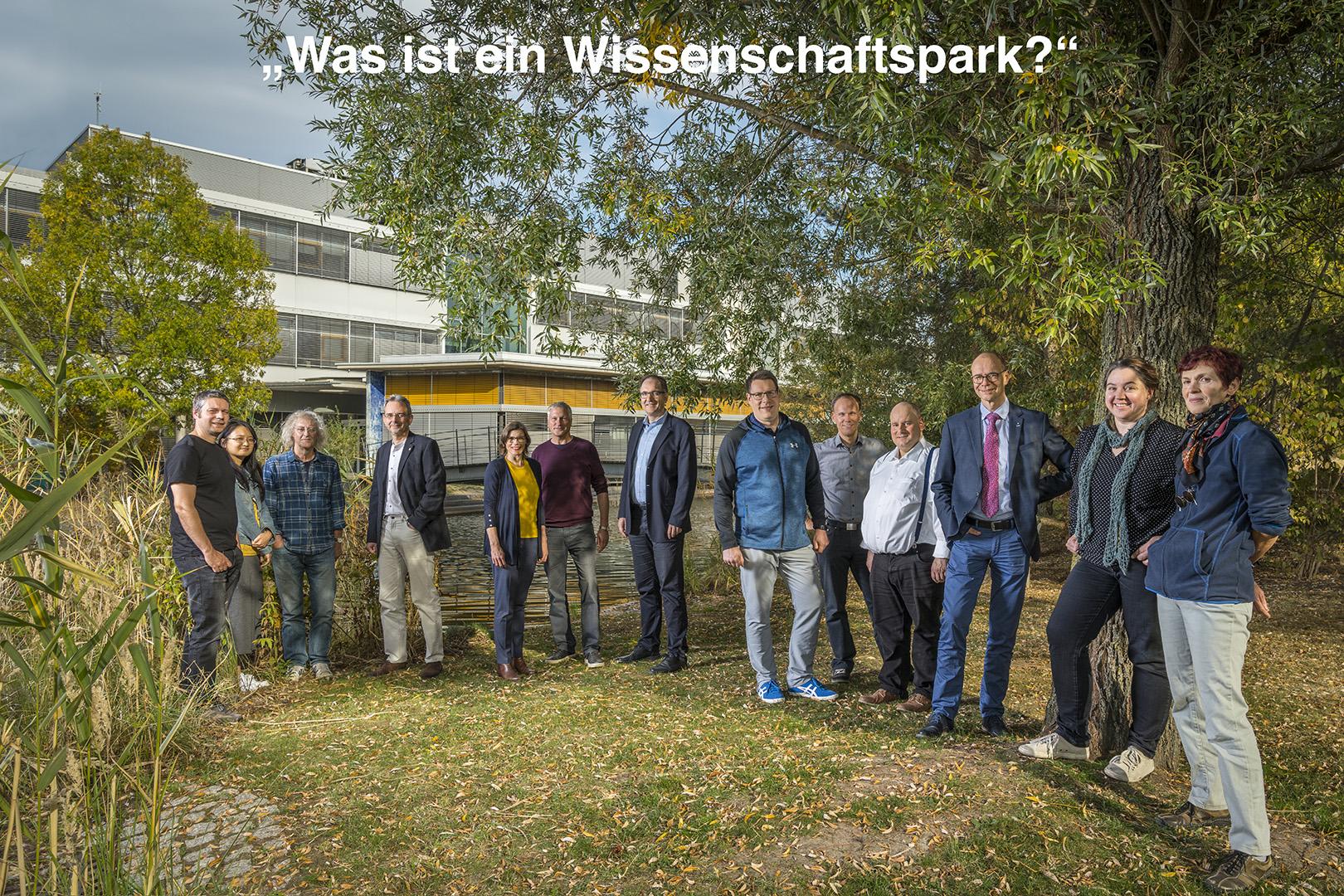 Wissenschaftspark Golm